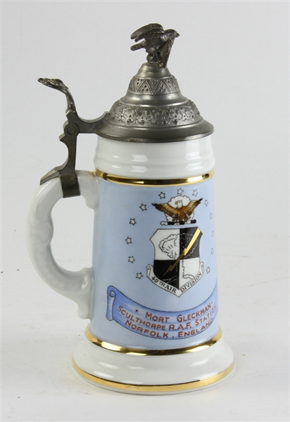 English Royal Air Force Lithophane Stein