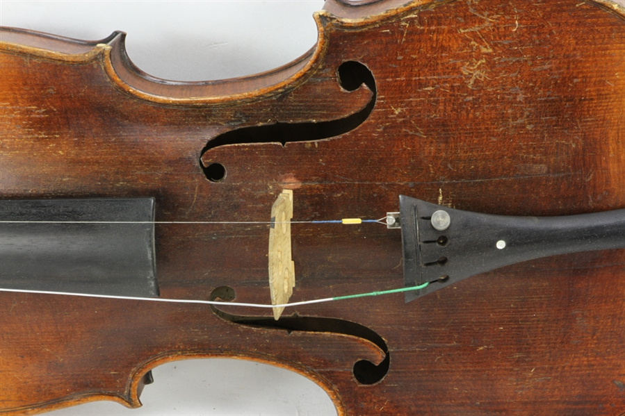 Hopf Violin with Bausch German Bow