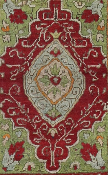 Baluch Sofreh and Anatolian Rugs