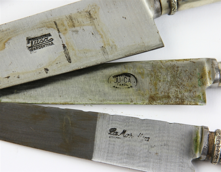 Group of (3) South American Blades