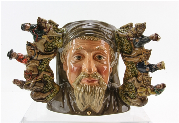 Royal Doulton Character Jug, Geoffrey Chaucer