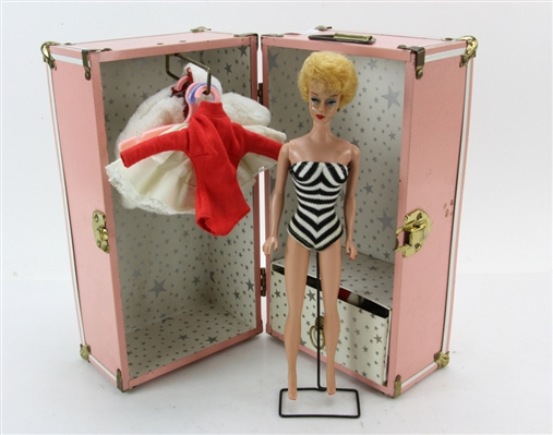1959 Barbie Doll in Original Box with Accessories