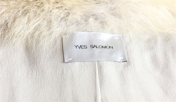 Yves Salomon Coyote Vest