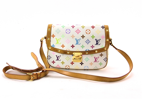 Louis Vuitton Paris Colorful Handbag