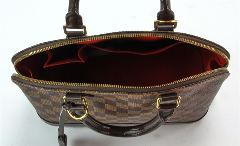 Louis Vuitton Paris Brown Handbag