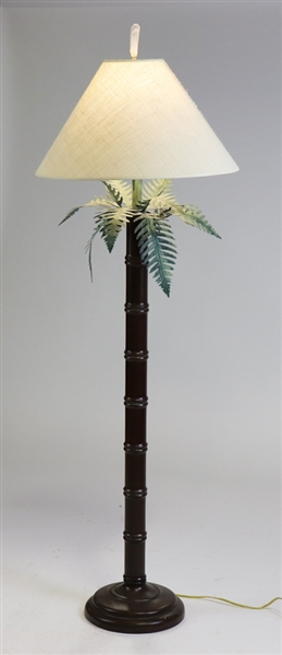 Palm Tree Style Lamp