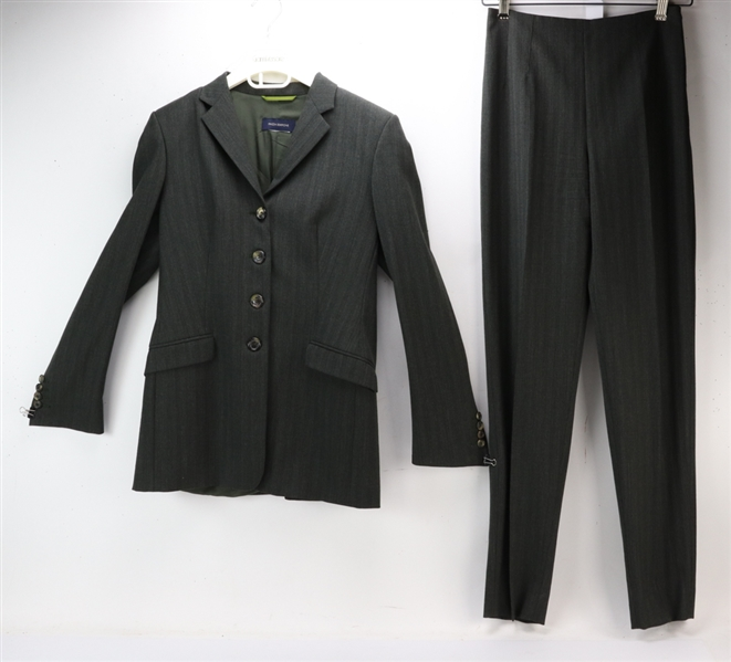 Piazza Sempione Two Piece Pant Suit