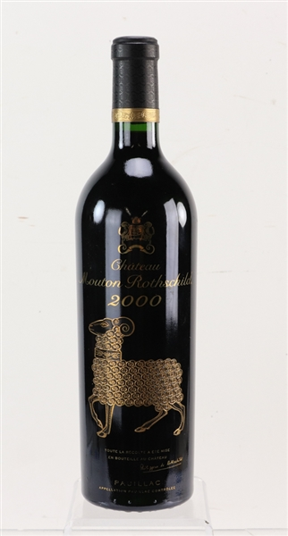 Chateau Mouton Rothschild, 2000