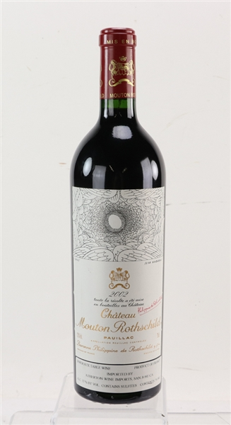 Chateau Mouton Rothschild, 2002