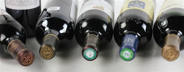 Group of Assorted Wines, France, California