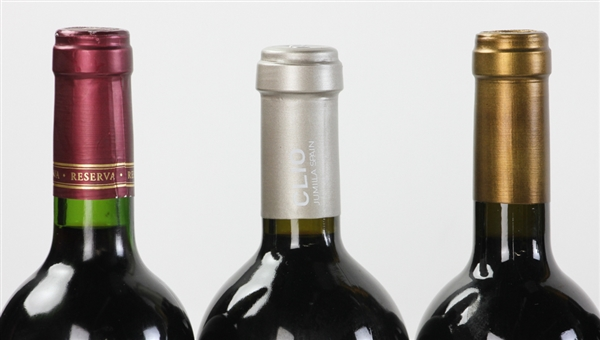 Group of Assorted Wines, Portugal, Spain, Serbia