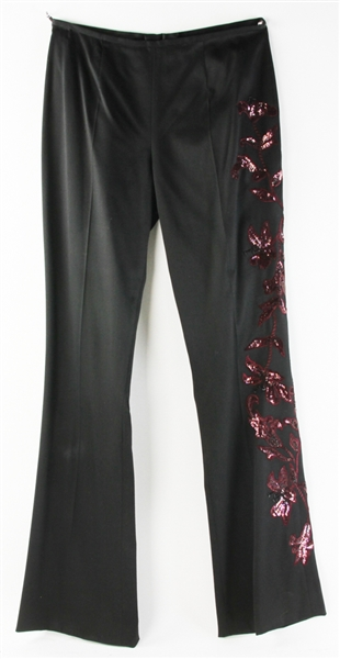 Escada Black Pants