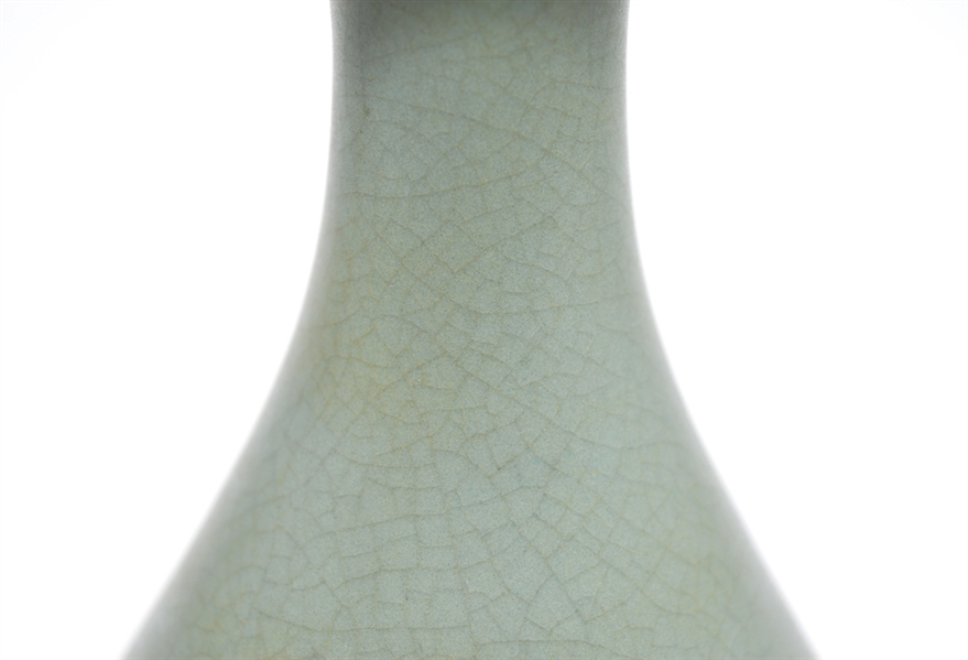 Very Fine Chinese Ru-Type Porcelain Vase