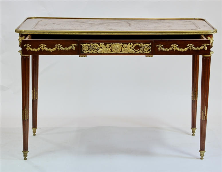 19thC French Library Desk