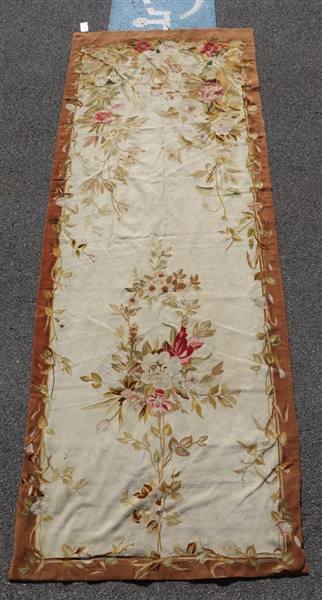 Antique French Aubusson Rug/Tapestry