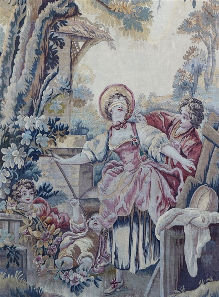 19th Century Tapestry