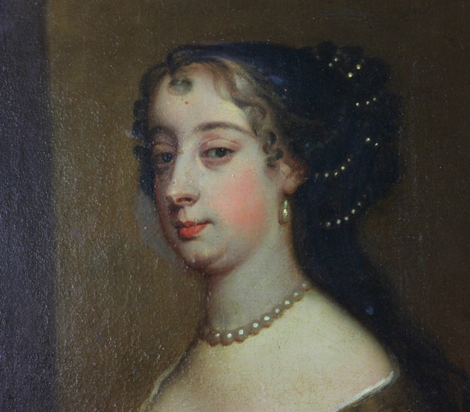 Studio of Pete Lely, Portrait of Barabara Villiers