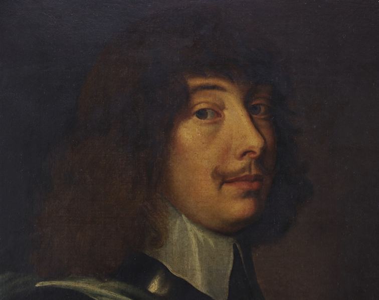 Portrait of Algernon Percy, Oil on Canvas