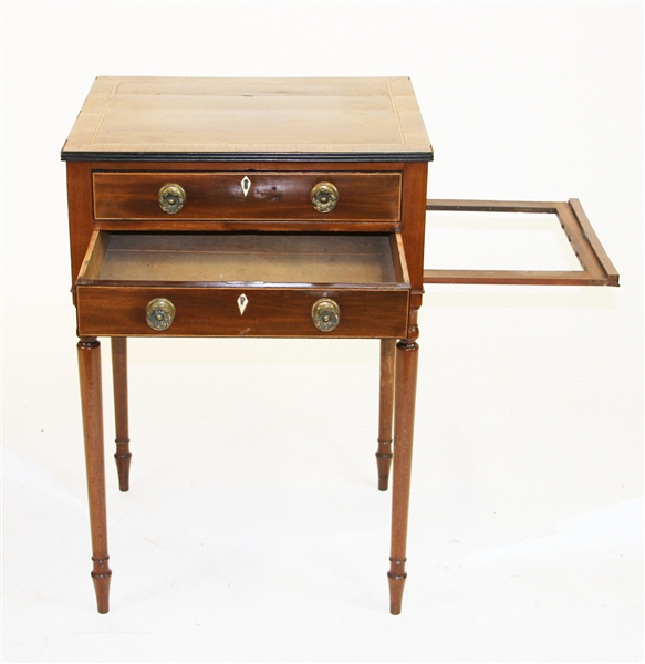 Sheraton Ladies Sewing Stand