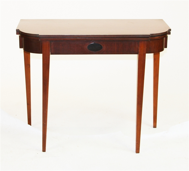 Portsmouth, New Hampshire Card Table