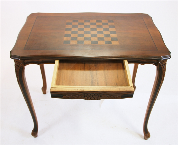 French Style Game Table