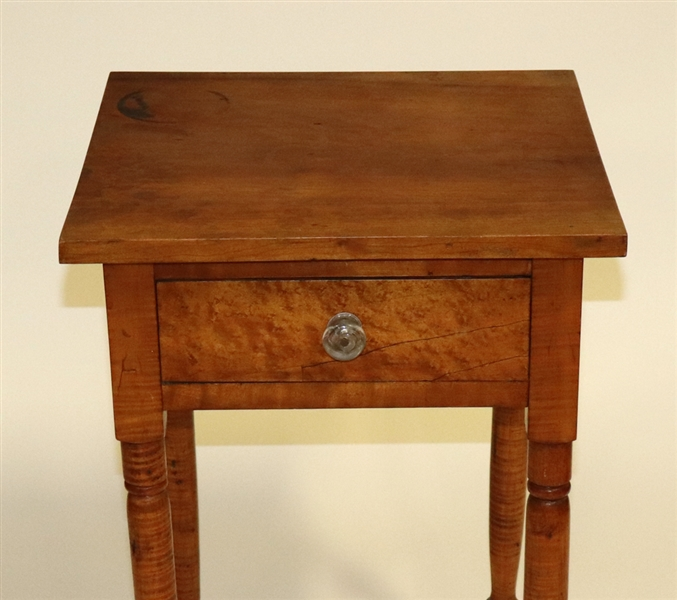 New England Tiger Maple Stand