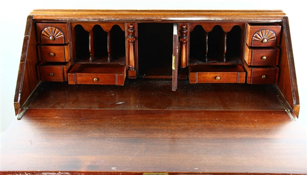 Mahogany Fall Front Desk
