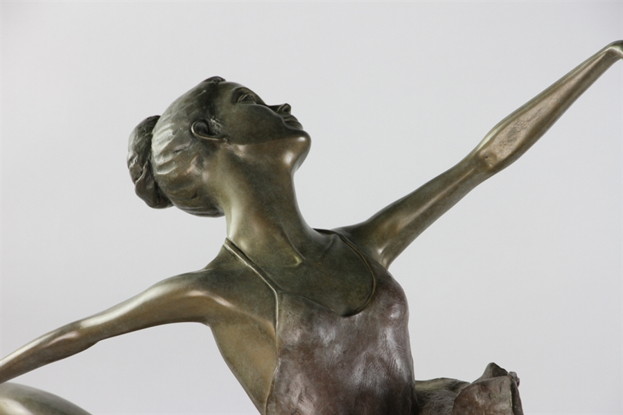 Mario Jason, Bronze of Ballerina