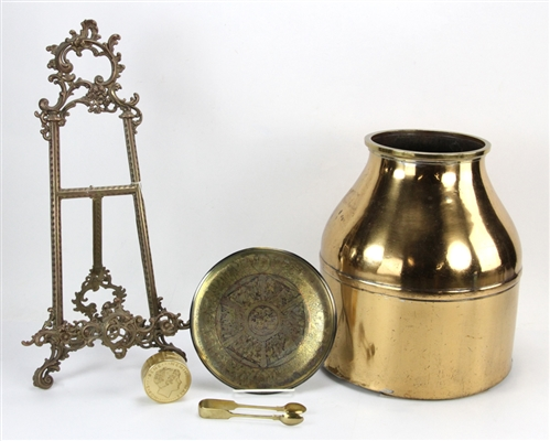 Group of Miscellaneous Metal Items