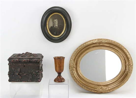 Group of Miscellaneous Decorative Items