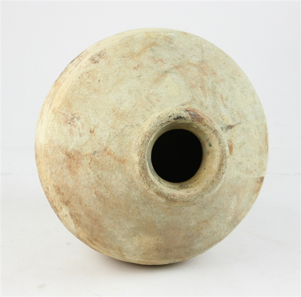 Ancient Pottery Vessel