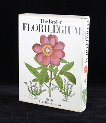 The Besler Florilegium, Book on Plants