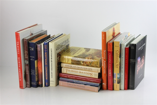 Collection of Reference Books