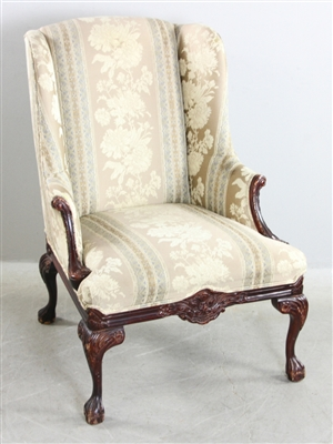 Continental Style Wingchair