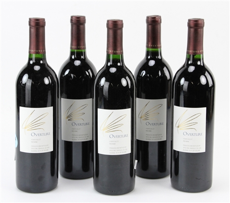 Opus One Overture, (5) Bottles