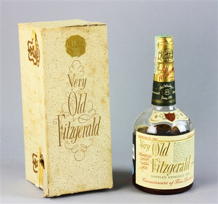 "1970 ""Very Old Fitzgerald"" 8 Yr Old Bourbon"