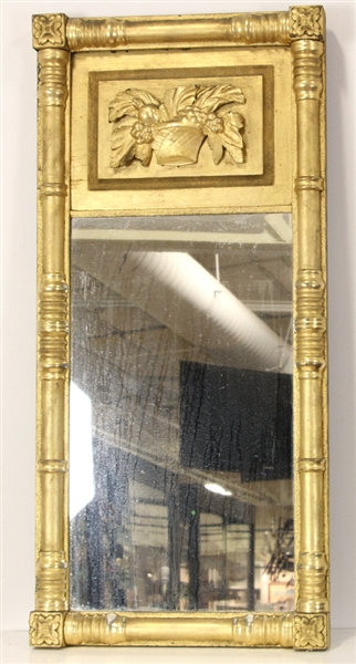 Early American Federal Mirror