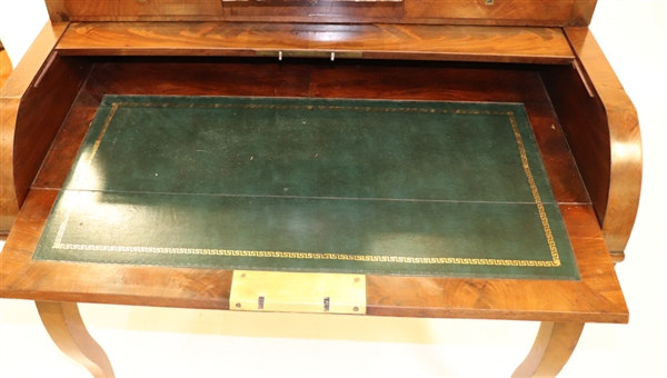 Early 19thC French Mahogany Writing Desk