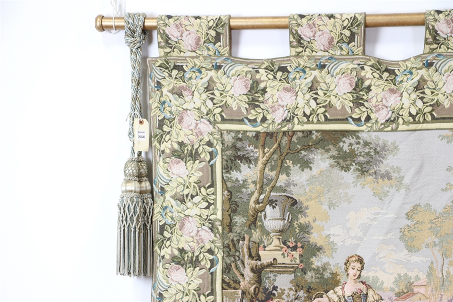 Fine French Style Tapestry