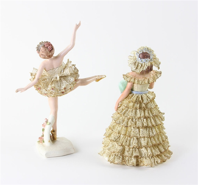 Ceramic Ballerinas