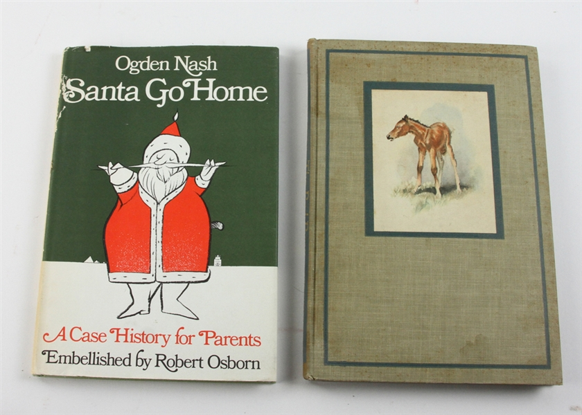 Vintage Childrens Books Collection