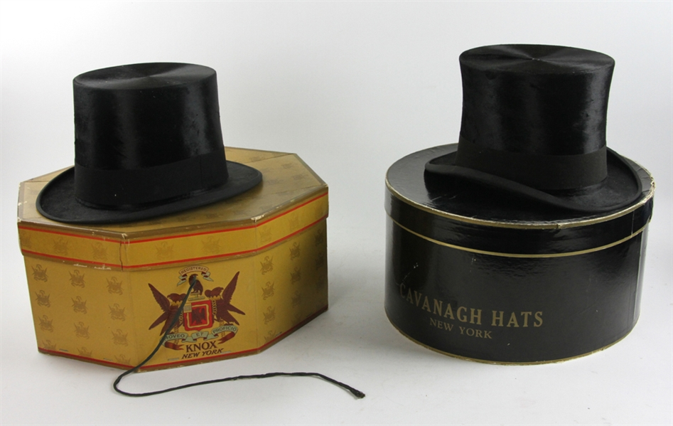 Antique Top Hats