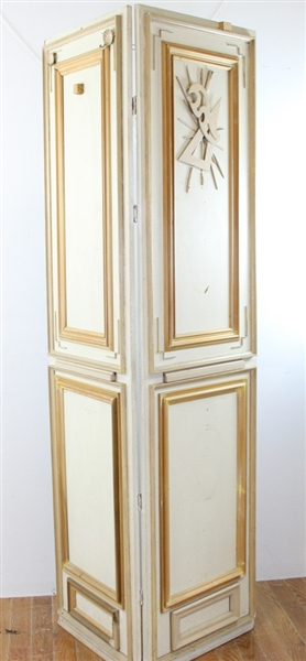 Classical Style Folding Screen