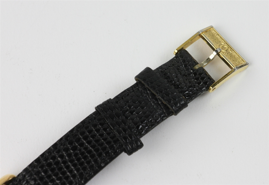 Cartier Gold Tank Watch