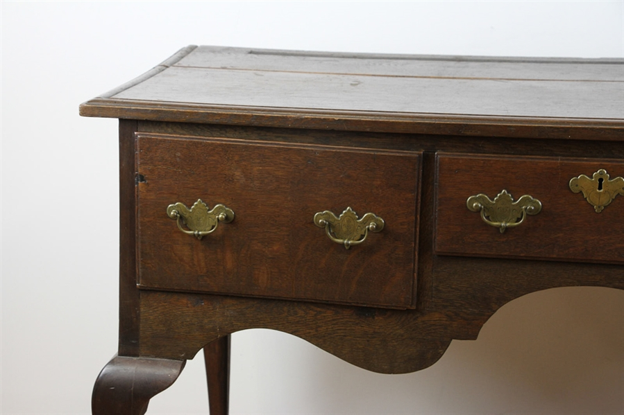 Early 18thC English Queen Anne Huntboard