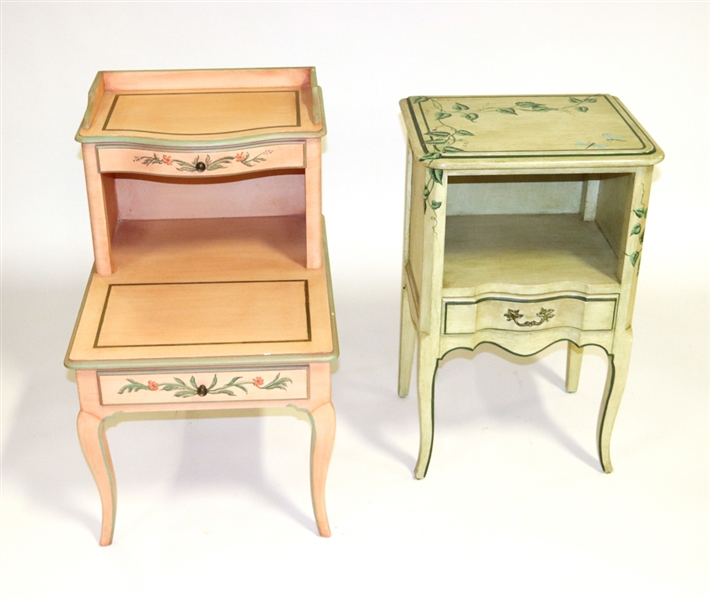 French Style Painted Furniture