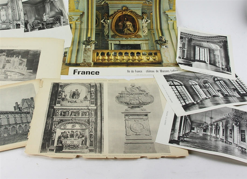 18th, 19th and 20thC Architectural Prints