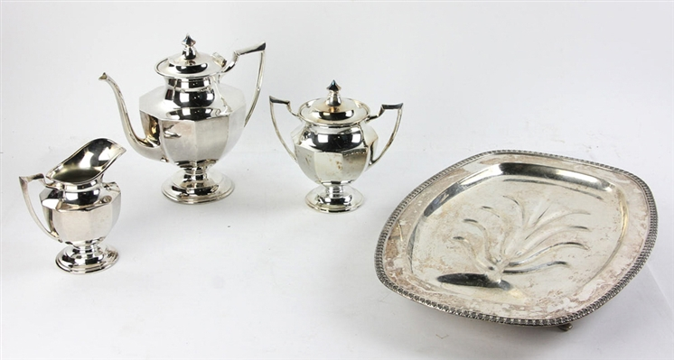 Collection of Silver