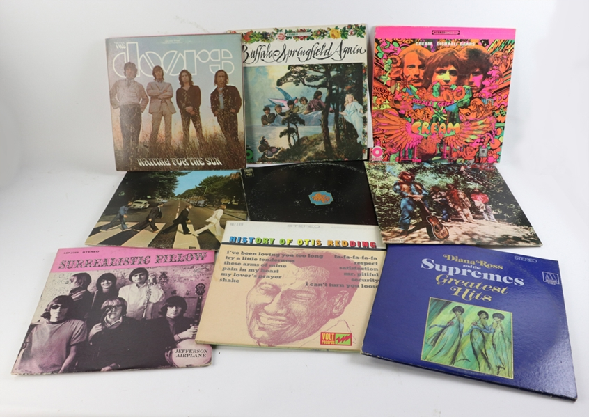 Group of 1960s Records
