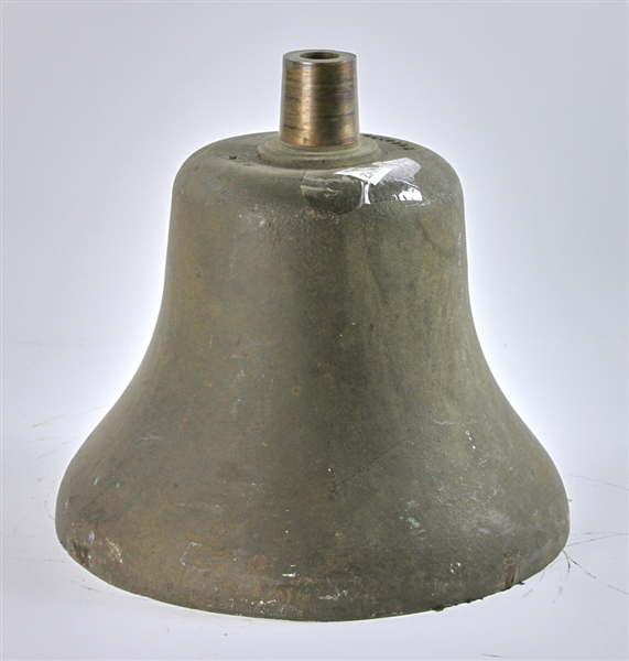 US Navy Bronze Ships Bell